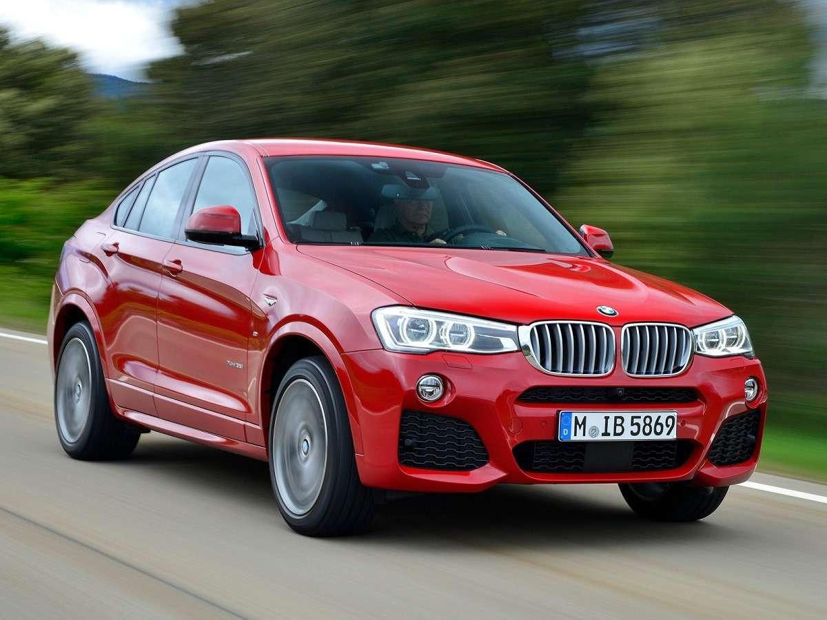 bmw x4 f26 1353sm - ТОП-5 самых надежных BMW