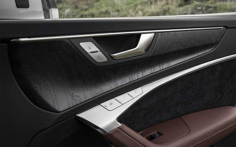 Видео-обзор Audi A6 2018