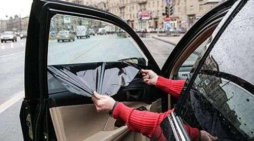 snyatie tonirovki s perednego bokovogo stekla opt - Штраф за тонировку машины в 2018 году