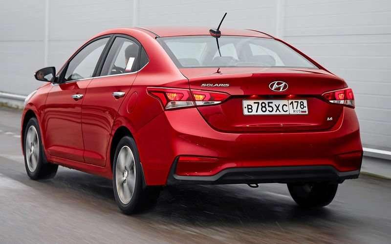 Видео-обзор Hyundai Solaris второго поколения