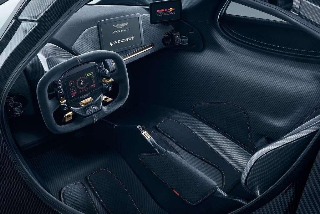 Видео-обзор Aston Martin Valkyrie 2018
