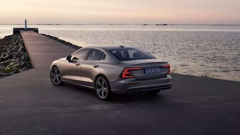 Видео-обзор Volvo S60 2019-2020