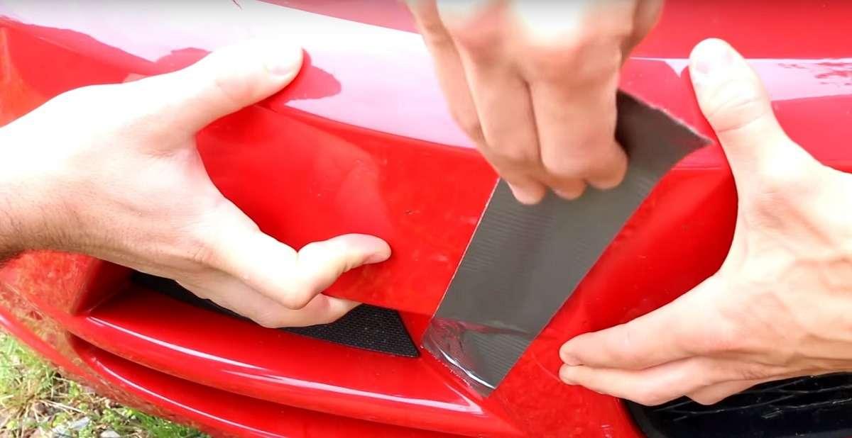 1530536280 bgf - Как убрать трещину на бампере машины самостоятельно