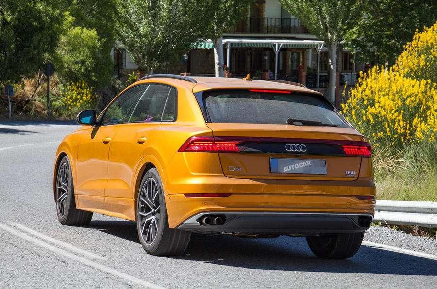 Видео-обзор Audi SQ8 2019