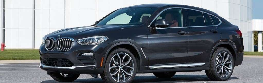 Видео-обзор BMW X4 2019