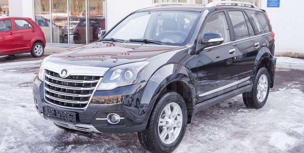 Какие автомобили Great Wall пользуются спросом в России