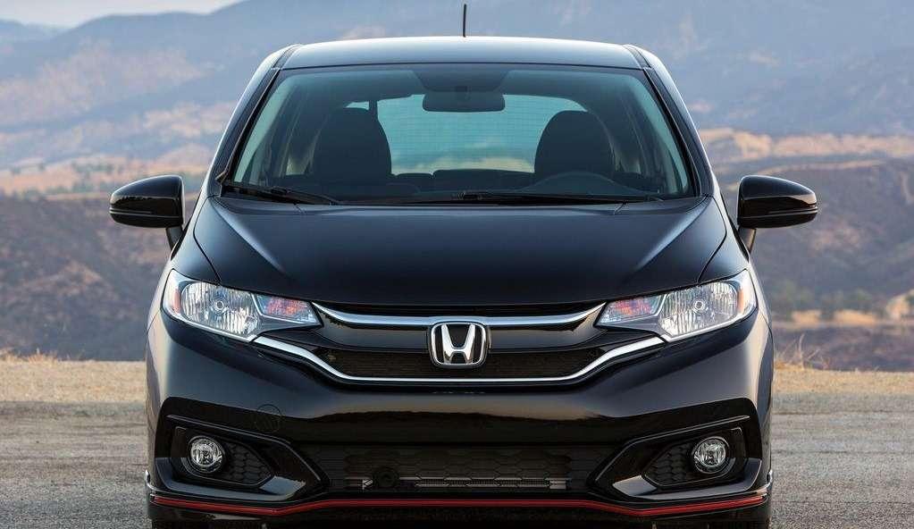 Видео-обзор Honda Fit 2018