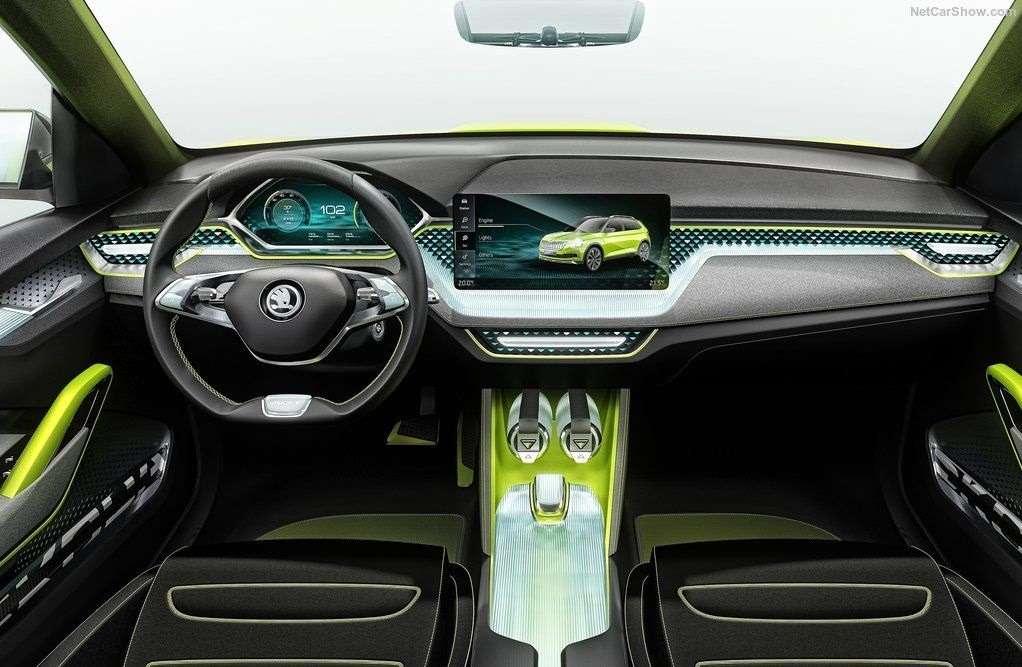 Видео-обзор Skoda Vision X Concept 2019