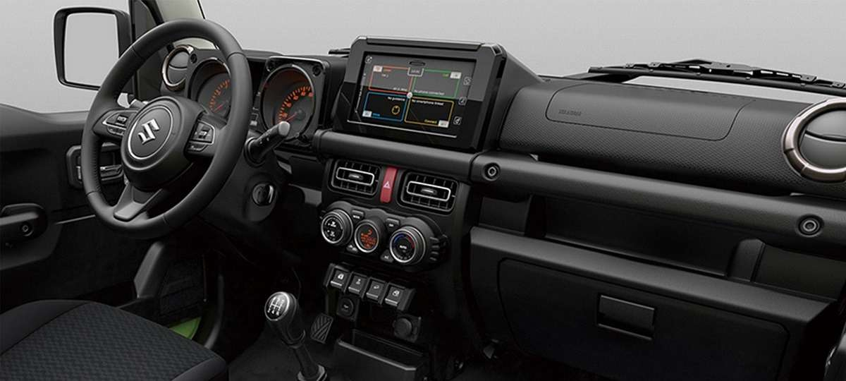 Видео-обзор Suzuki Jimny 2019