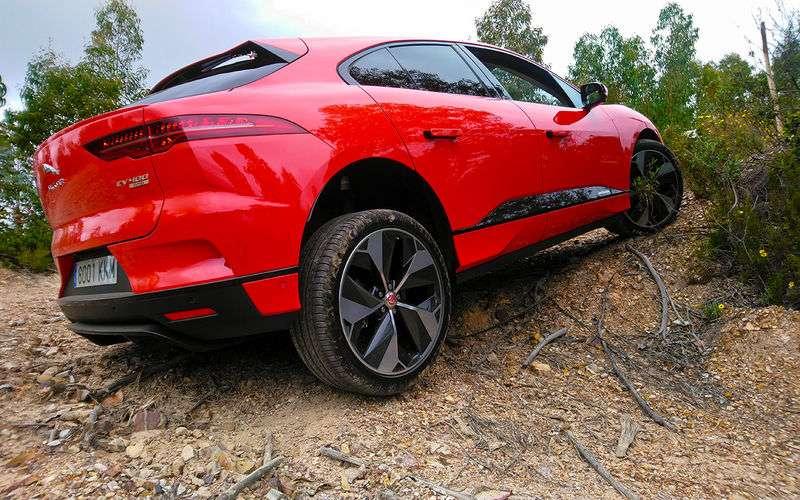 Видео-обзор Jaguar I-Pace