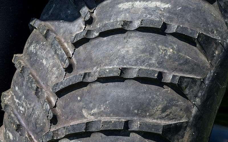 Видео-обзор вездехода Шатун с переломной рамой
