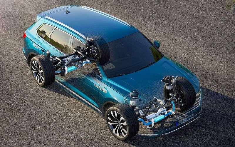 Видео-обзор Volkswagen Touareg