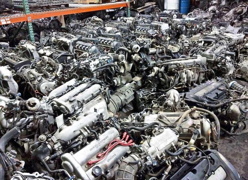 Как выбрать контрактный двигатель для автомобиля?