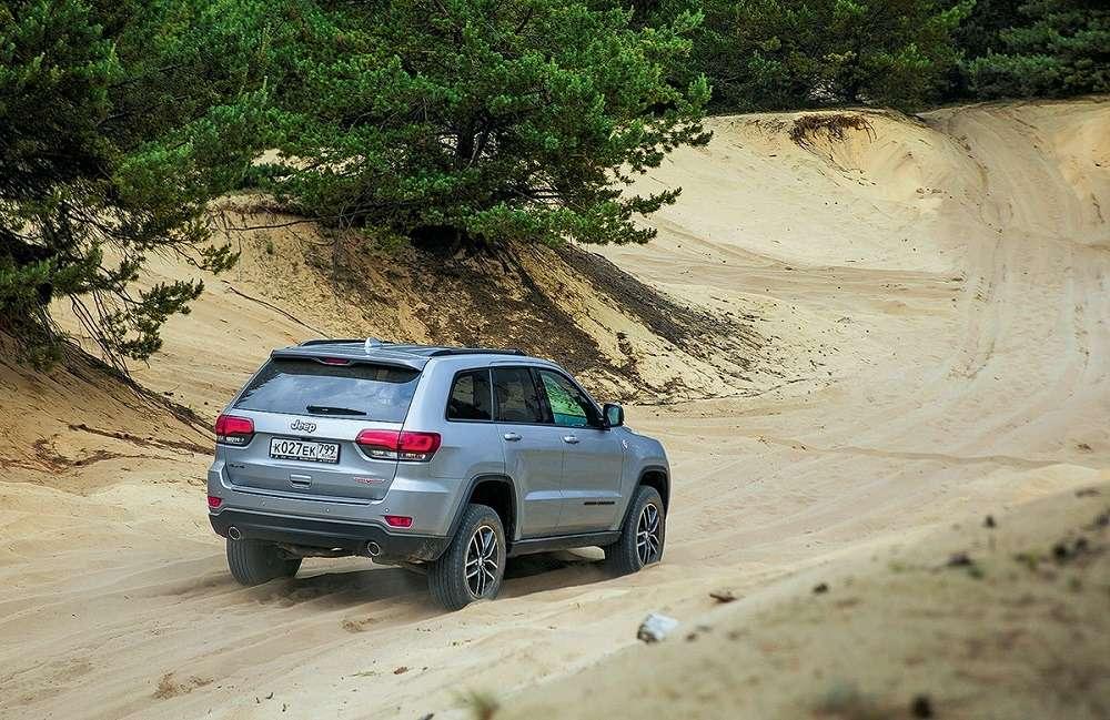 Видео-обзор Jeep Grand Cherokee Trailhawk