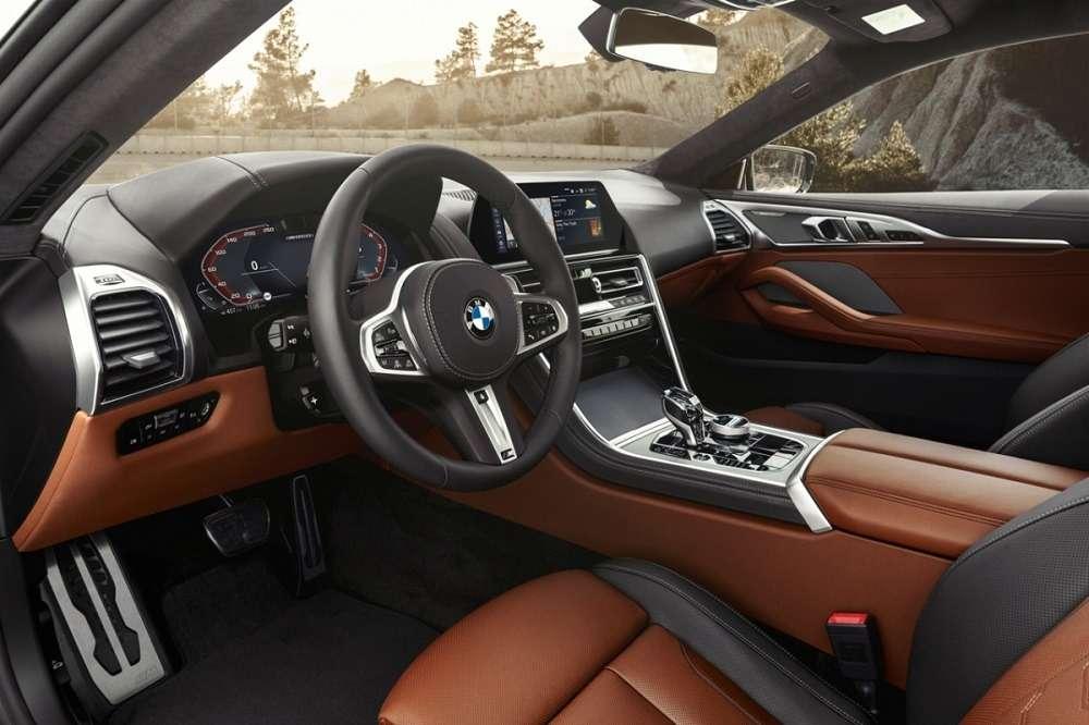 Цена новинки BMW 8-й серии в России