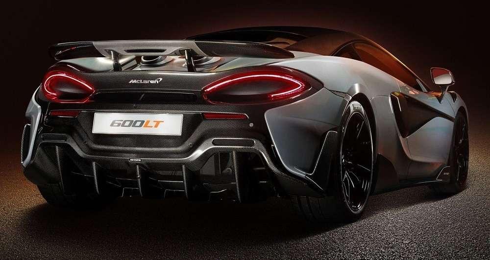 Видео-обзор McLaren 600LT 2018-2019