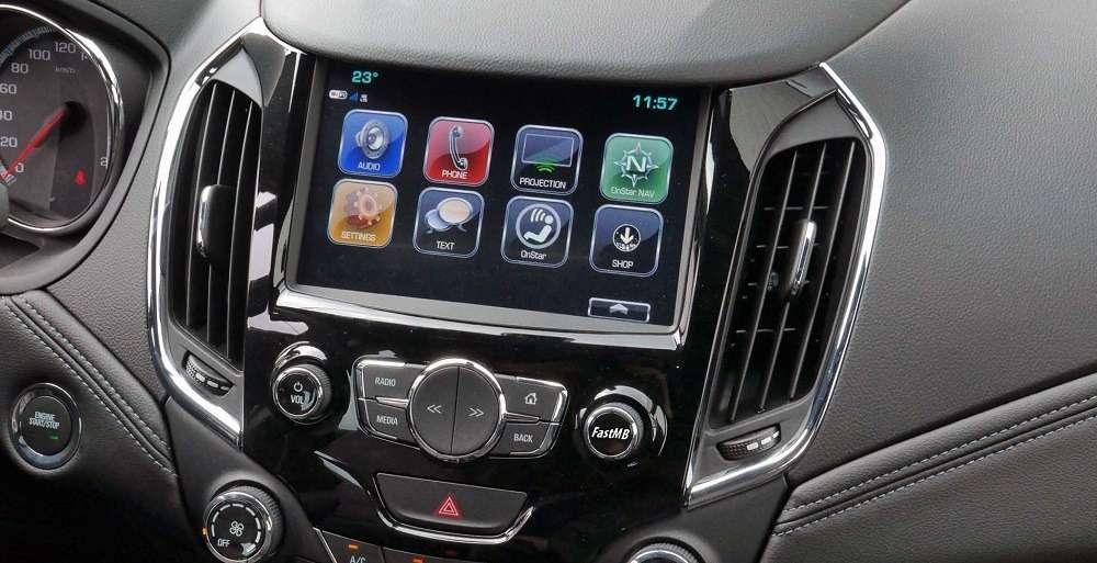Видео-обзор Chevrolet Cruze 2019-2020