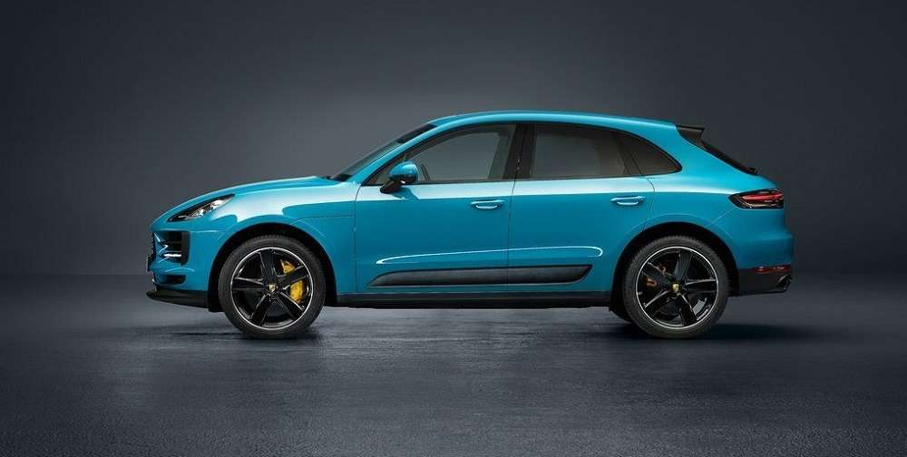 Видео-обзор Porsche Macan 2019