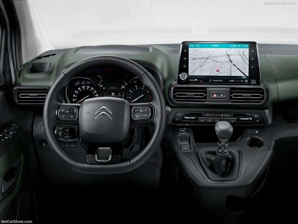 Видео-обзор Citroen Berlingo 2019