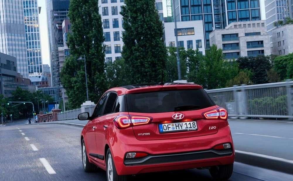 Видео-обзор Hyundai i20 2019