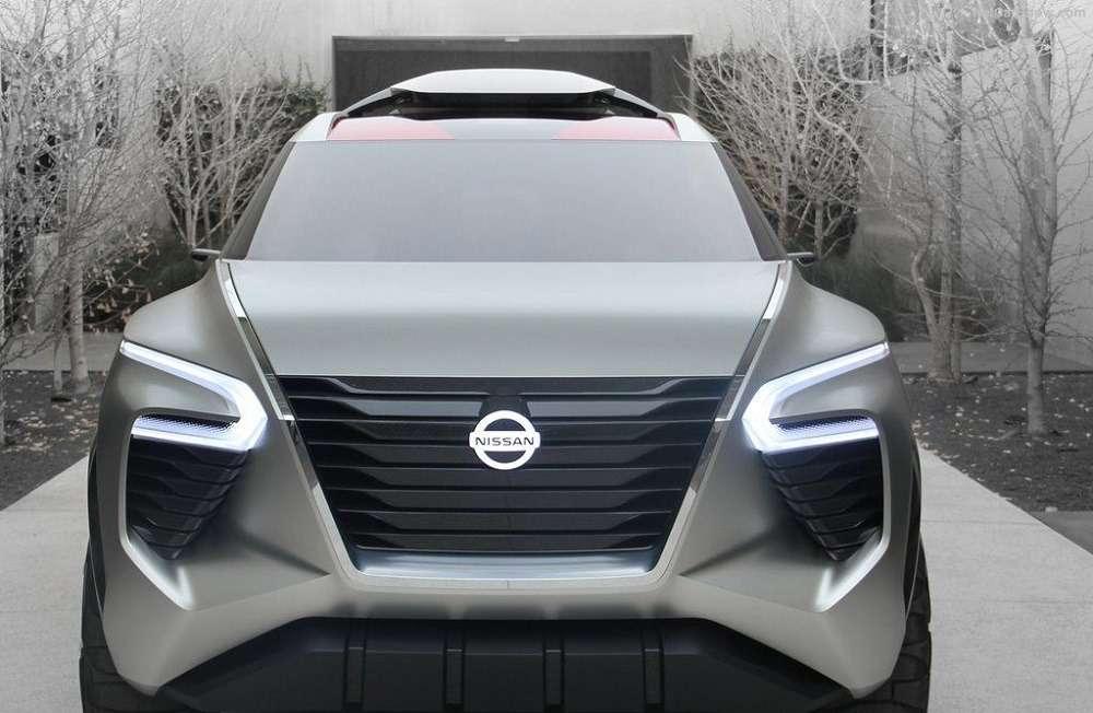 Видео-обзор Nissan Xmotion Concept 2018