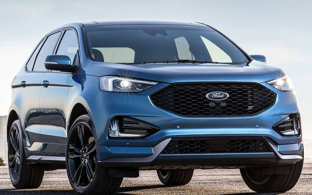 Видео-обзор Ford Edge ST 2019