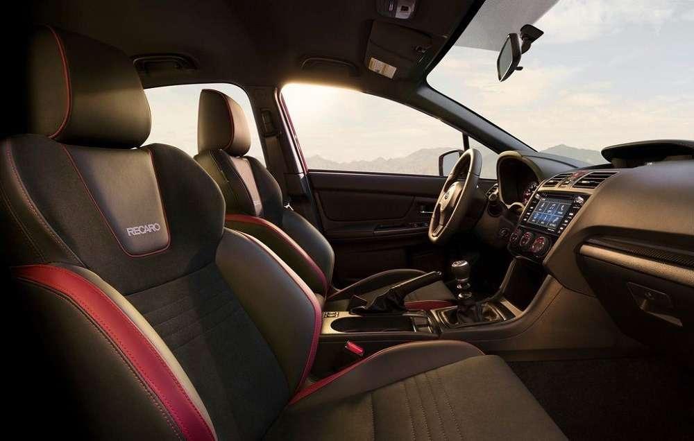Видео-обзор Subaru WRX 2018