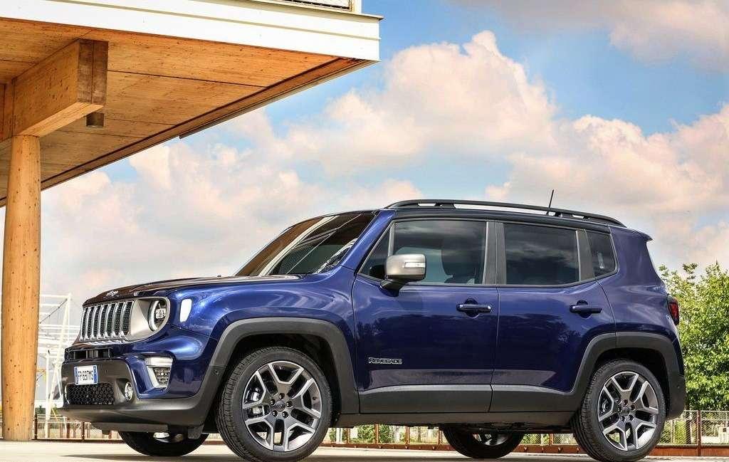 Видео-обзор Jeep Renegade 2019