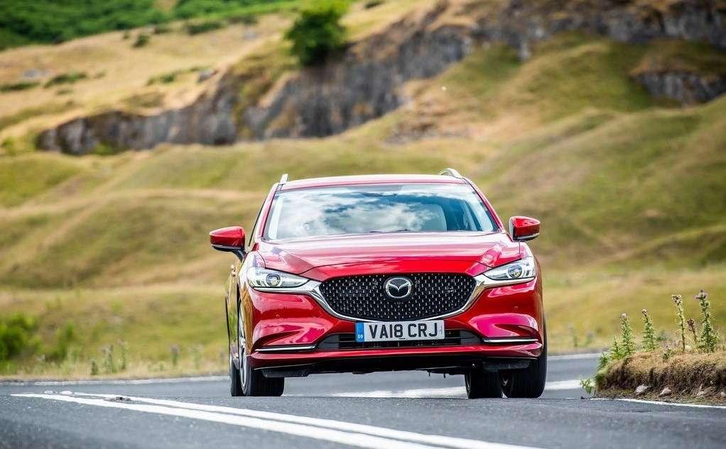 Видео-обзор Mazda 6 Wagon 2018