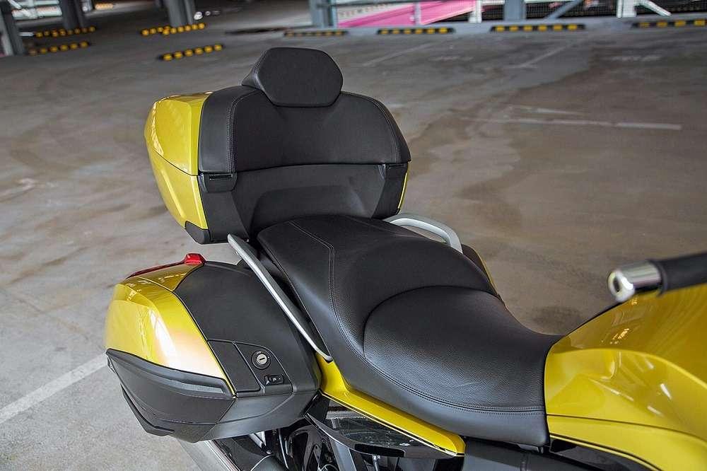 Видео-обзор BMW K1600 Grand America