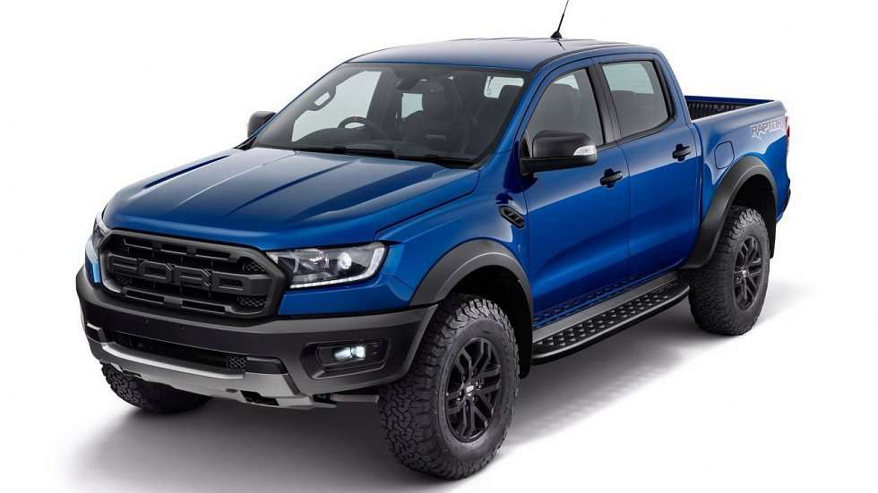 Видео-обзор Ford Ranger Raptor 2019-2020