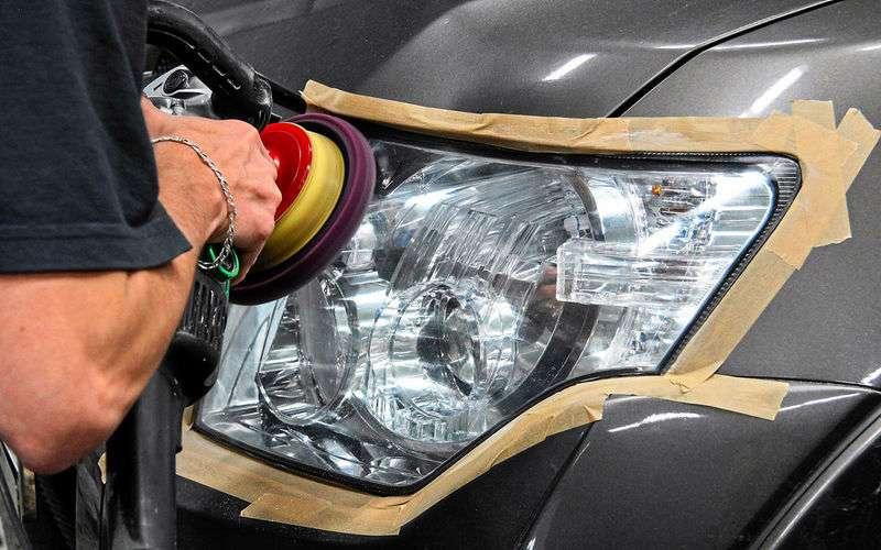 Как сделать фары автомобиля ярче?