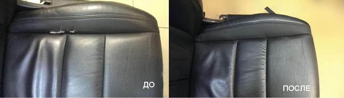 1 4 - Как отремонтировать сиденье автомобиля своими руками?