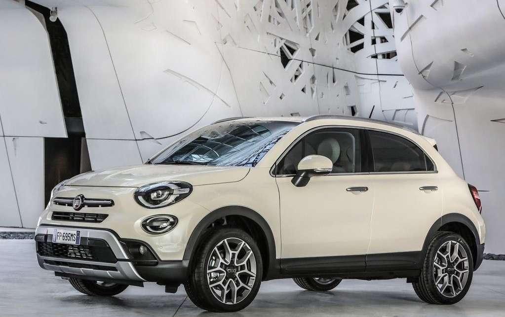 Тест-драйв Fiat 500x 2019 года: характеристики и цена