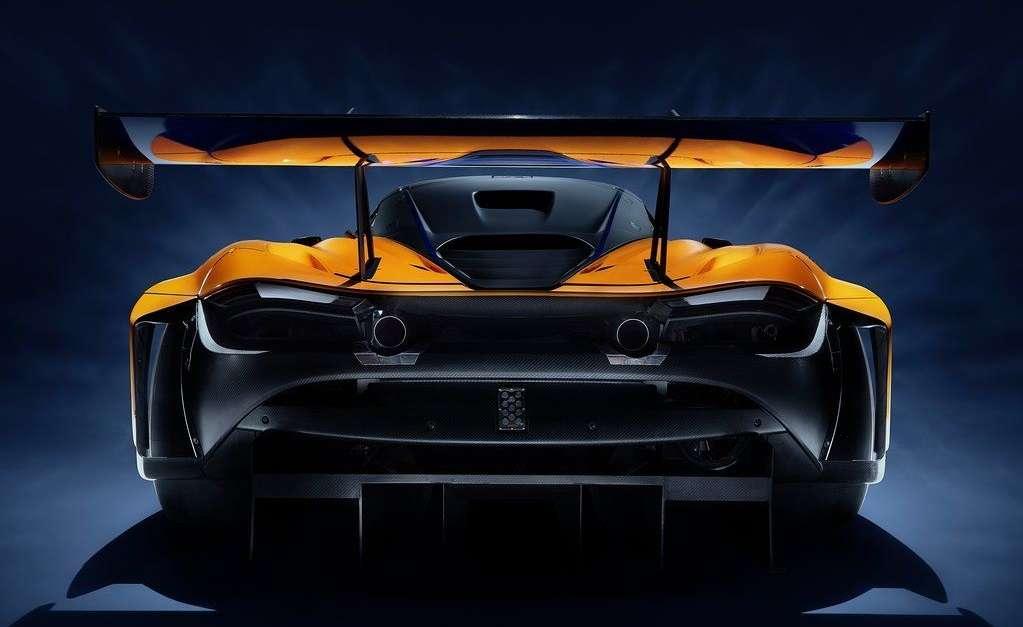 Видео-обзор McLaren 720S GT3 2019