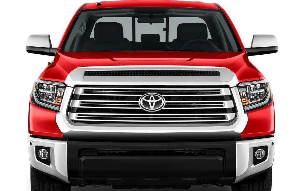 Видео-обзор Toyota Tundra 2018