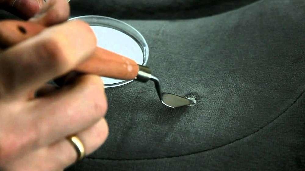 Как отремонтировать сиденье автомобиля своими руками?