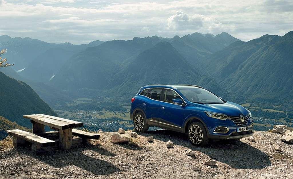 Видео-обзор Renault Kadjar 2019-2020 года