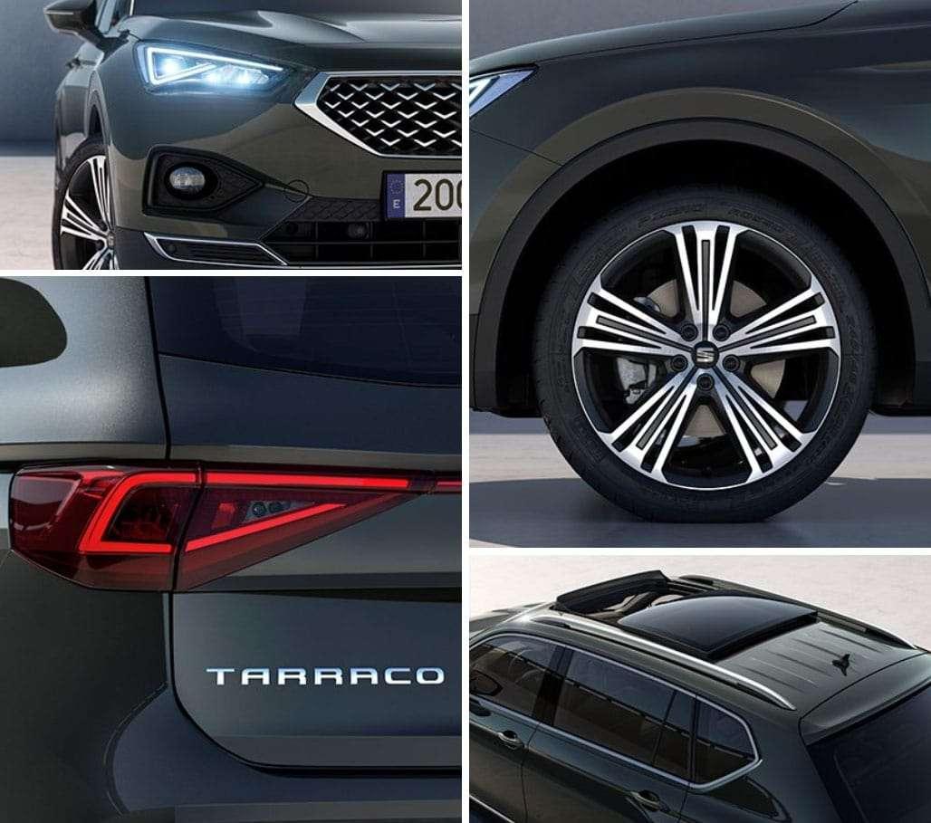 Видео-обзор SEAT Tarraco 2019-2020