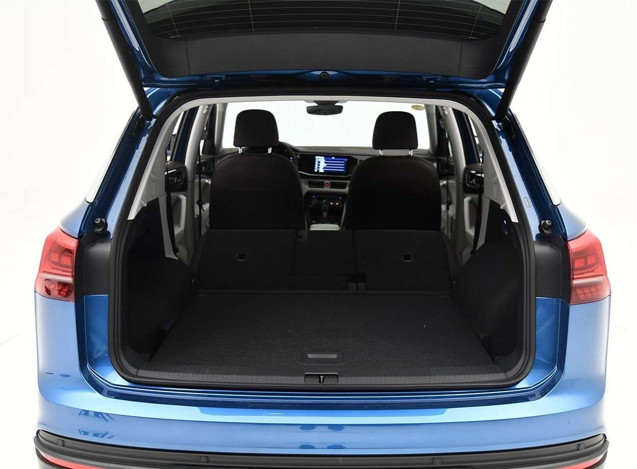 Видео-обзор Volkswagen Tayron 2019 года
