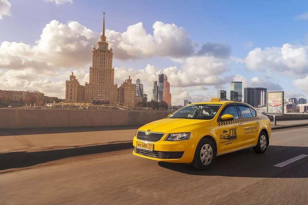 Как устроиться на работу в такси?