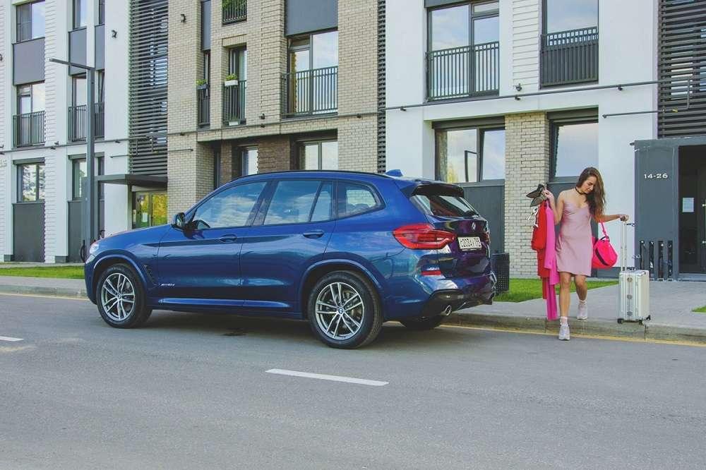 Видео-обзор BMW X3 20d