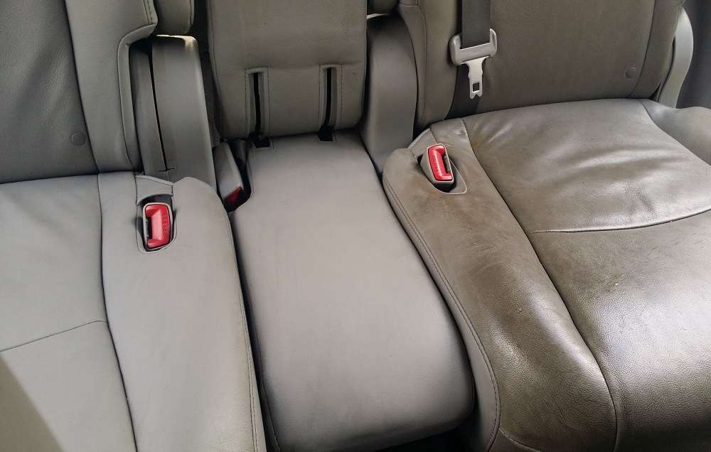 na slajder - Как отремонтировать сиденье автомобиля своими руками?