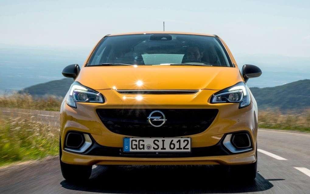 Видео-обзор Opel Corsa GSi 2019 года