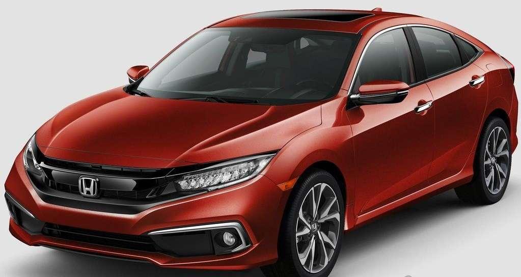 Civic Sedan 2019 года: плановое обновление модели