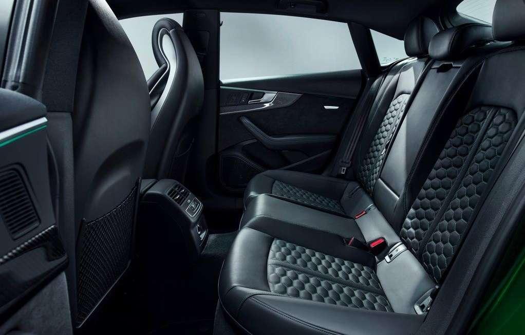 Audi RS5 Sportback 2019 года: заряженное купе