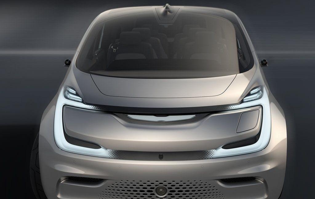Видео-обзор Chrysler Portal Concept 2017-2018 года