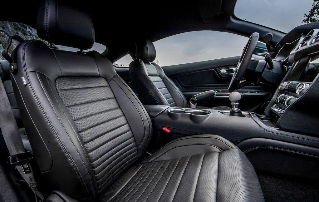 Тест-драйв Ford Mustang Bullitt 2019: видео-обзор