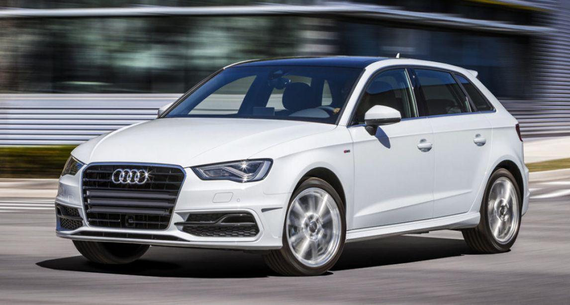 Audi A3 - ТОП-7 самых спортивных хэтчбеков