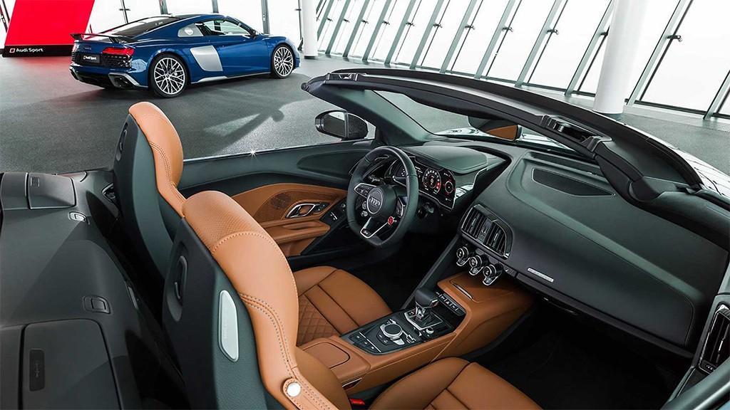 Audi R8 Coupe 2019 2020 10 fit 1024x576 - Тест-драйв Audi R8 2019 года: новый суперкар